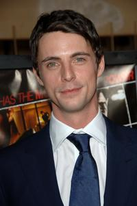 Matthew Goode at the premiere of