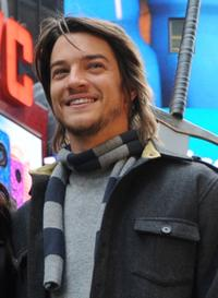 Craig Horner at the promotion of