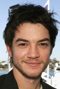 Craig Horner at the