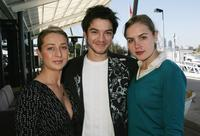 Asher Keddie, Craig Horner and Victoria Thaine at the