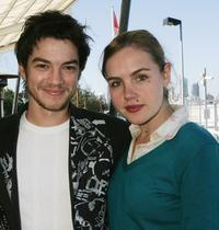 Craig Horner and Victoria Thaine at the