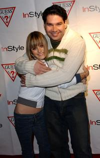 Taryn Manning and Joel Michaely at the Sundance Film Festival.