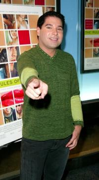 Joel Michaely at the New York screening of