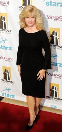 Bonnie Hunt at the 10th Annual Hollywood Awards Gala.