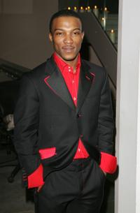 Ashley Walters at the Weinstein Co BAFTA after show party.
