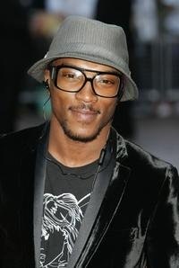 Ashley Walters at the UK premiere of