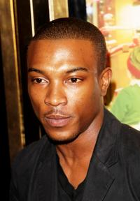 Ashley Walters at the European premiere of