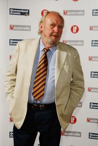Bill Hunter at the Inside Film Awards.