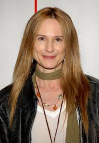 Holly Hunter at the 5th Annual TFF for the premiere of