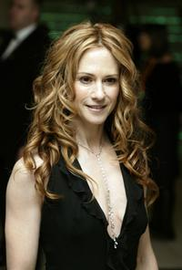 Holly Hunter at The Orange British Academy Film Awards.