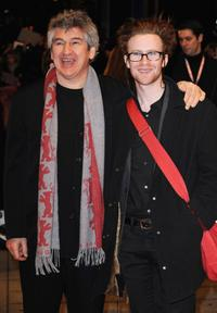 Director Richard Loncraine and Mark Rendall at the premiere of