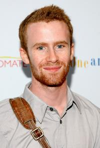 Mark Rendall at the New York premiere of