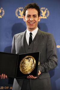 Jason Winer at the 62nd Annual Directors Guild of America Awards.