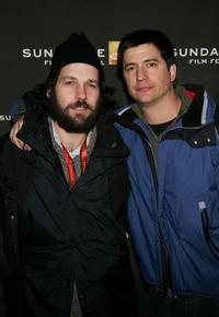 Paul Rudd and Ken Marino at the screening of