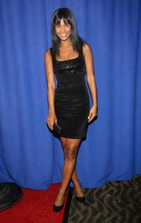Joy Bryant at the Design Cares Presents A Night Of A Thousand Lights to benefit St. Jude's Children's Research Hospital.