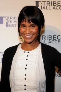Joy Bryant at the TAA Awards Ceremony during the 2008 Tribeca Film Festival.