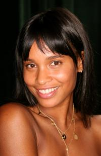 Joy Bryant at the 2008 Tribeca Film Festival.