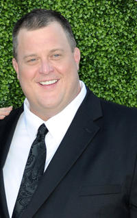 Billy Gardell at the CBS, Showtime, CW Summer TCA party in California.