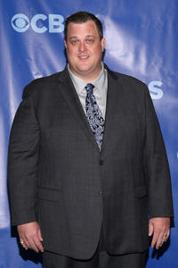 Billy Gardell at the 2011 CBS Upfront in New York.