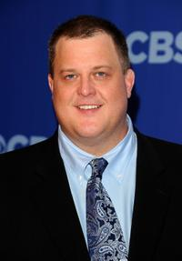Billy Gardell at the 2010 CBS UpFront.