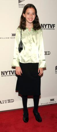 Lydia Jordan at the New York Television Festival opening night gala during the premiere screening of
