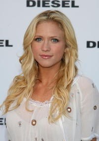 Brittany Snow at the Opening of the Melrose Place Diesel Store in L.A.