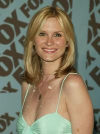 Bonnie Somerville at the Fox upfront.