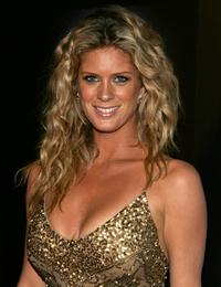 Rachel Hunter at the 32nd Annual People's Choice Awards After Party.
