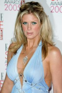 Rachel Hunter at the Elle Style Awards 2005.