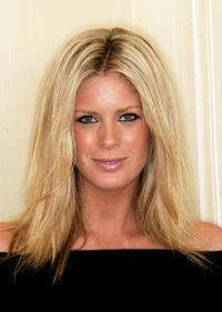 Rachel Hunter at the promotion of