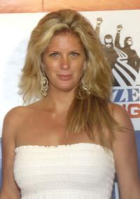Rachel Hunter at the