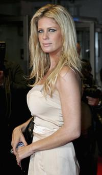 Rachel Hunter at the premiere of