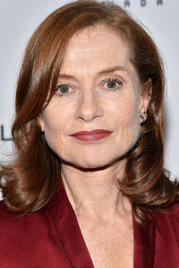 Isabelle Huppert at the