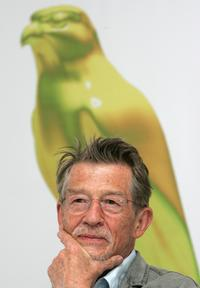 John Hurt at the Ibiza and Formentera International Film Festival.