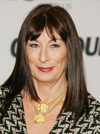 Anjelica Huston at the Glamour Magazine's Glamour Women Of The Year Awards 2006.