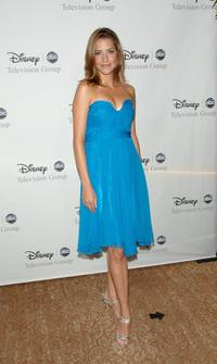 Julie Gonzalo at the Disney and ABC's TCA - All Star Party.
