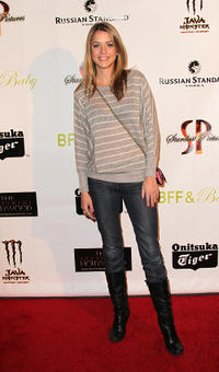 Julie Gonzalo at the Stardust Picture's