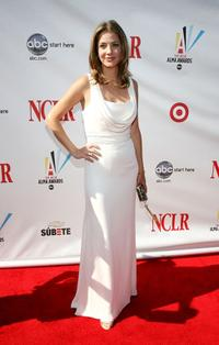 Julie Gonzalo at the 2008 ALMA Awards.