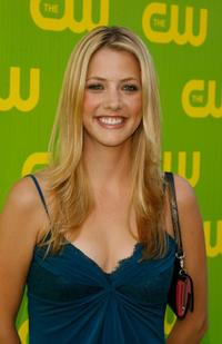 Julie Gonzalo at the CW Launch Party.