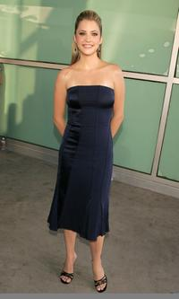 Julie Gonzalo at the premiere of