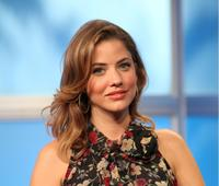 Julie Gonzalo at the ABC portion of Television Critics Association Press Tour.
