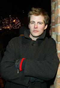 Grant Thompson at the 2004 Sundance Film Festival.