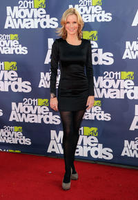 Beth Littleford at the 2011 MTV Movie Awards in California.
