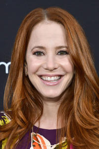 Amy Davidson at the 4moms Car Seat launch event in Los Angeles.