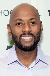 Romany Malco at the
