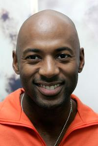 Romany Malco at the Showtime Style 2006 a pre-Golden Globe awards style retreat.