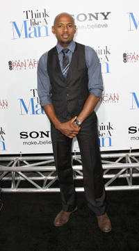 Romany Malco at the California premiere of