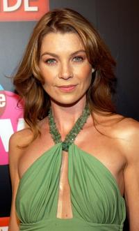 Ellen Pompeo at the TV Guide & Inside TV 2005 Emmy after party.