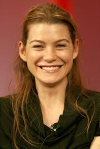 Ellen Pompeo at the Television Critics Association Press Tour.