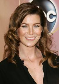 Ellen Pompeo at the ABC Television Network Upfront.